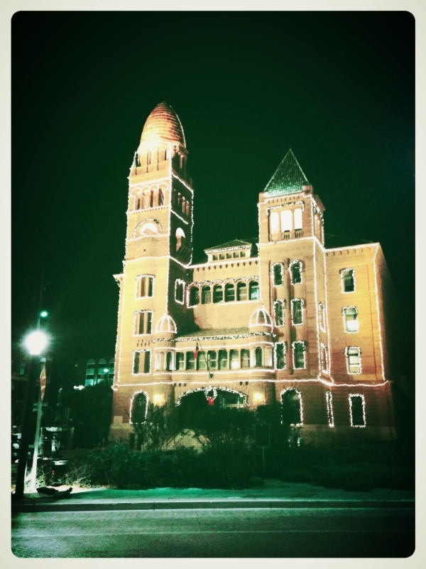 Bexar County Civil Courthouse