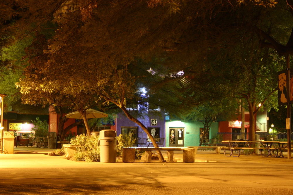 La Placita Village Outdoor Plaza - Tucson, AZ