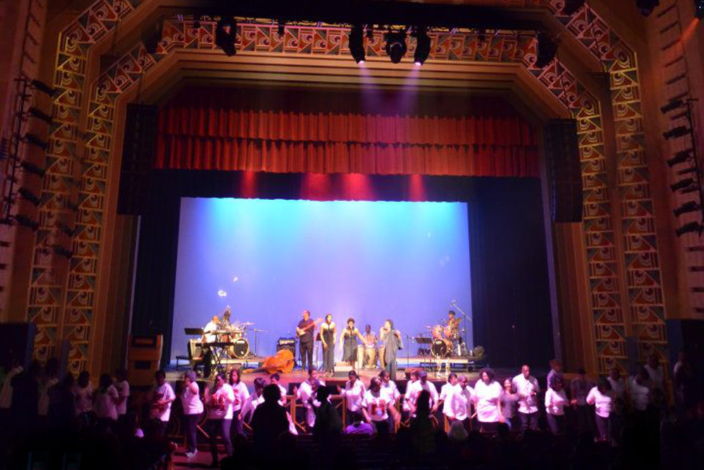 AZ Soulful Centennial Celebration at the FOX Tucson Theatre