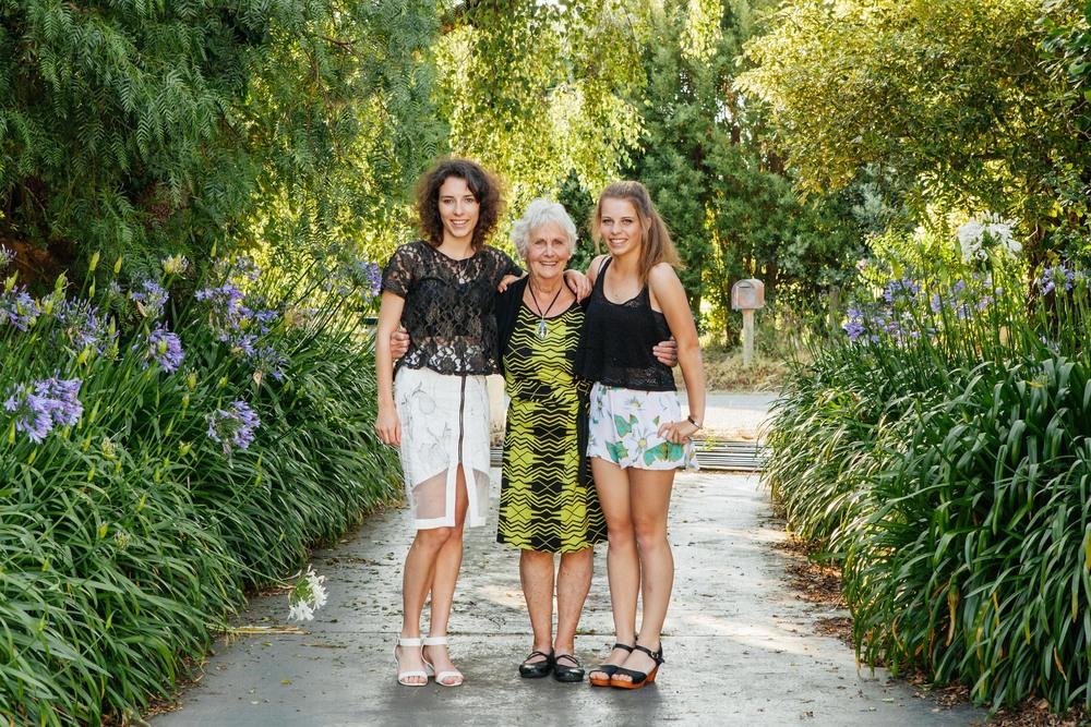 Me, Grandma and Taylar