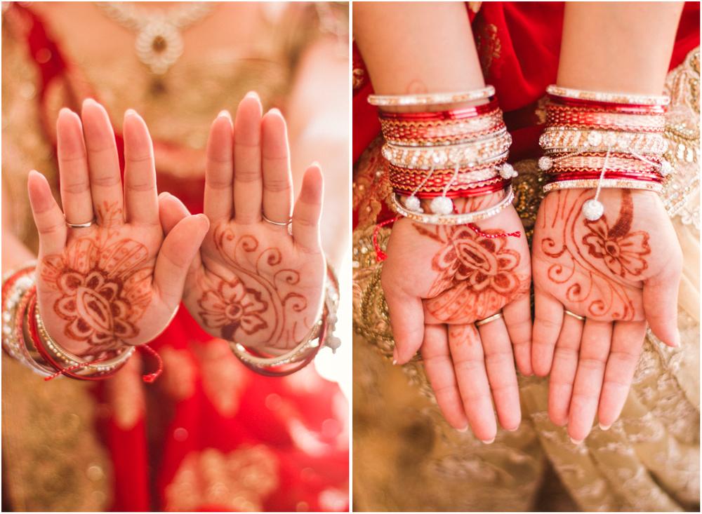 wedding henna for bride