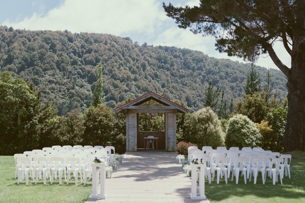 Silverstream Retreat is an outdoor wedding venue Wellington