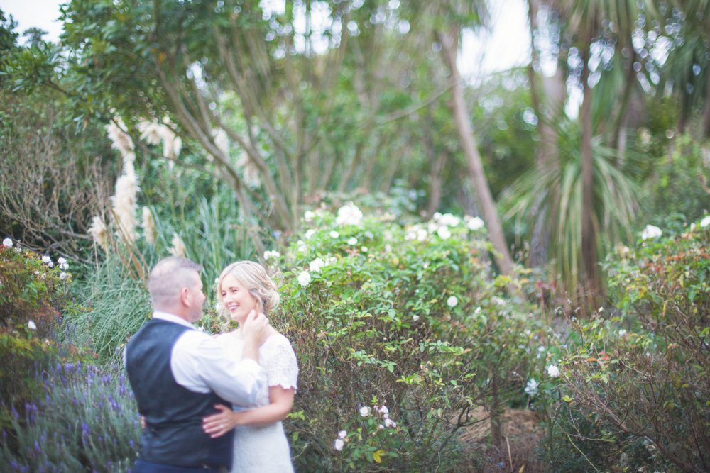 Garden wedding venues Wellington