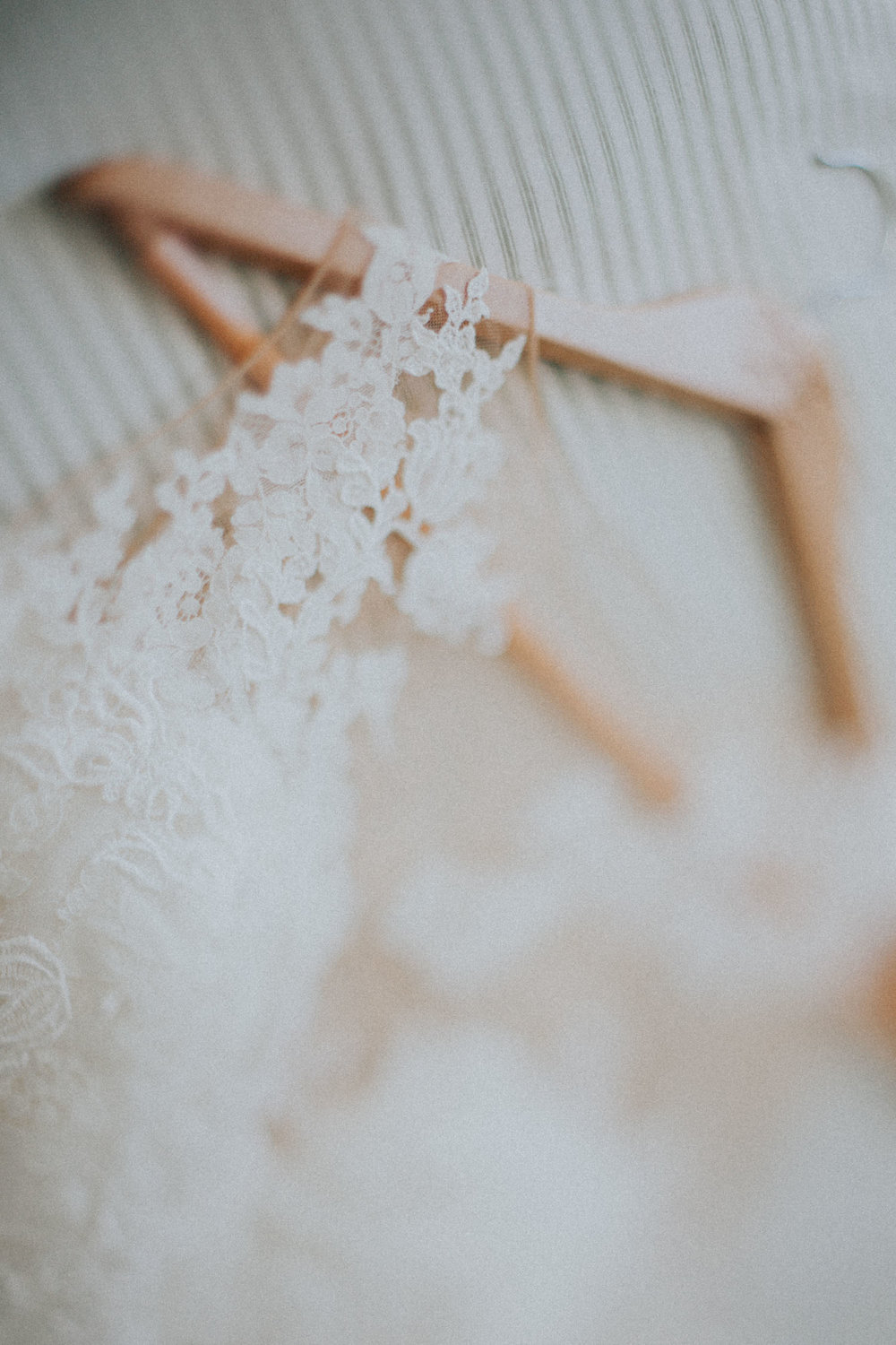 Detail photo of Wellington wedding dress