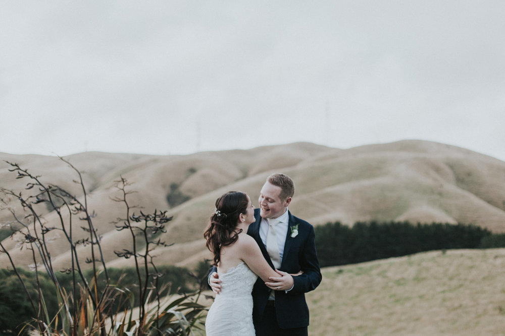 Ohariu Farm Wellington wedding venue