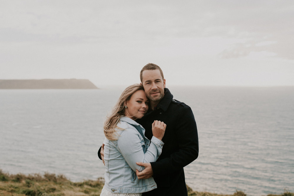 Complimentary engagement shoot Wellington