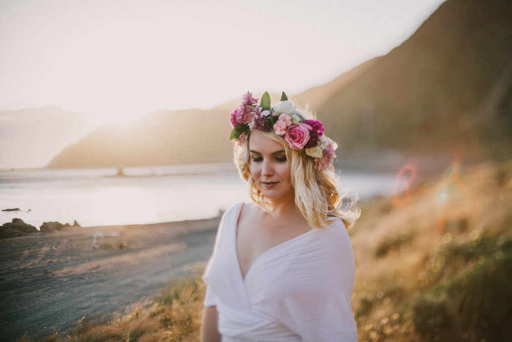 Red Rocks Wellington bridal shoot