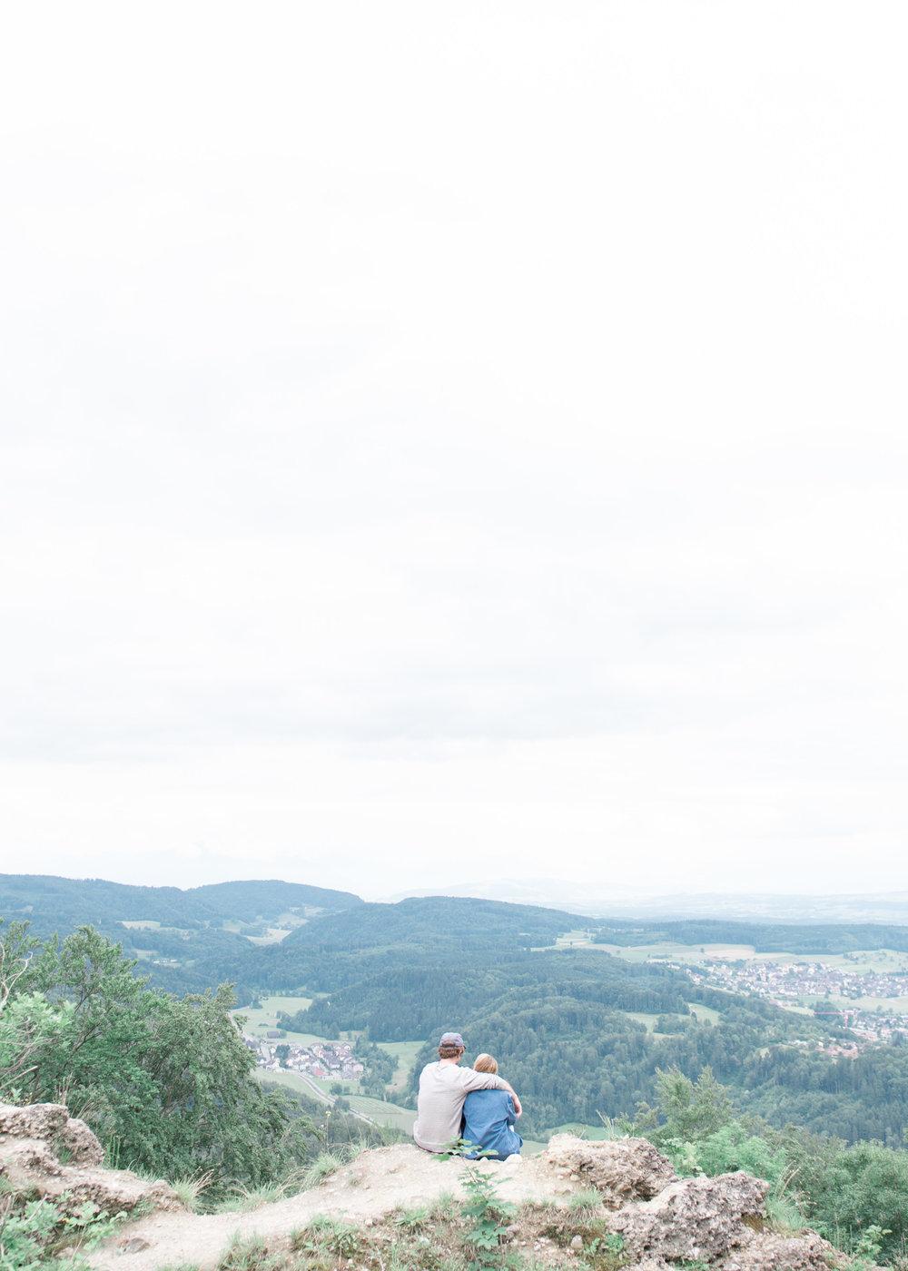 Uetliberg Zurich Carley Rudd Travel Photography