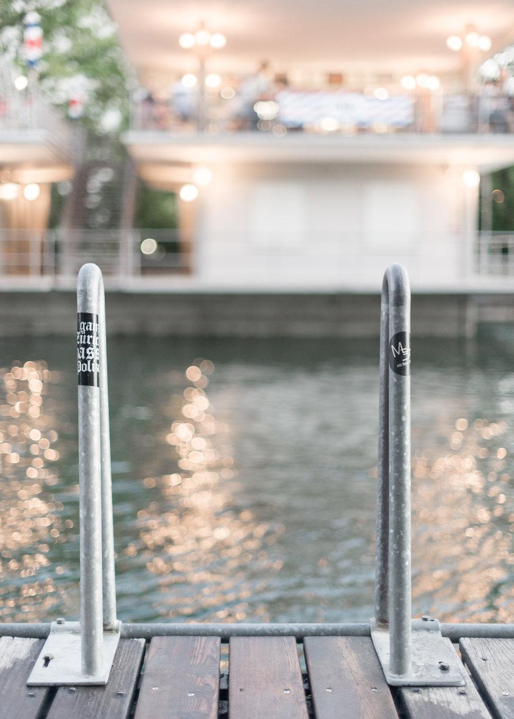 Limmat River Zurich Switzerland Carley Rudd photography