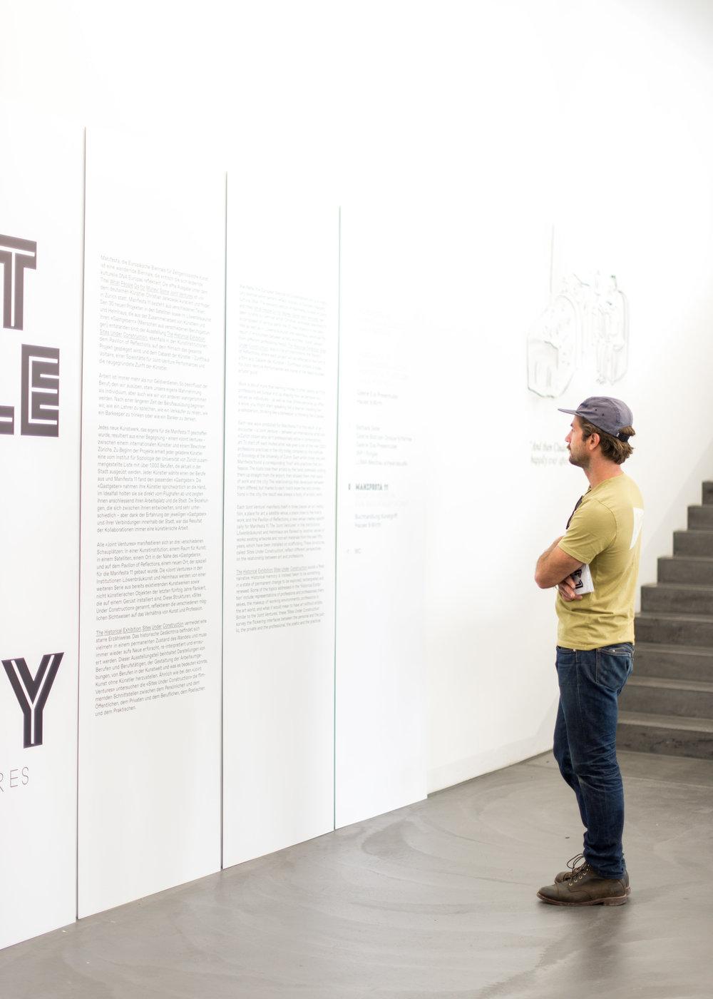Carley Rudd Photography Zurich Art Scene