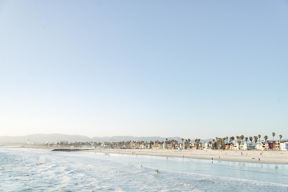 Carley Rudd Photography Guide to LA, Venice and Santa Monica