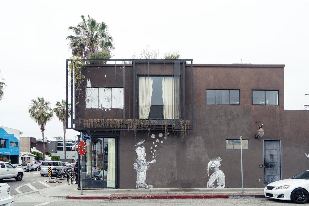 Gjelina // Abbott Kinney Blvd. // Venice