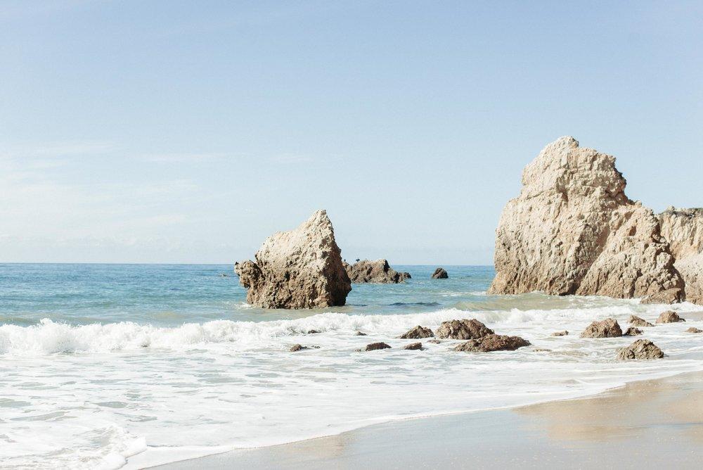 Carley Rudd Photography El Matador Beach Malibu