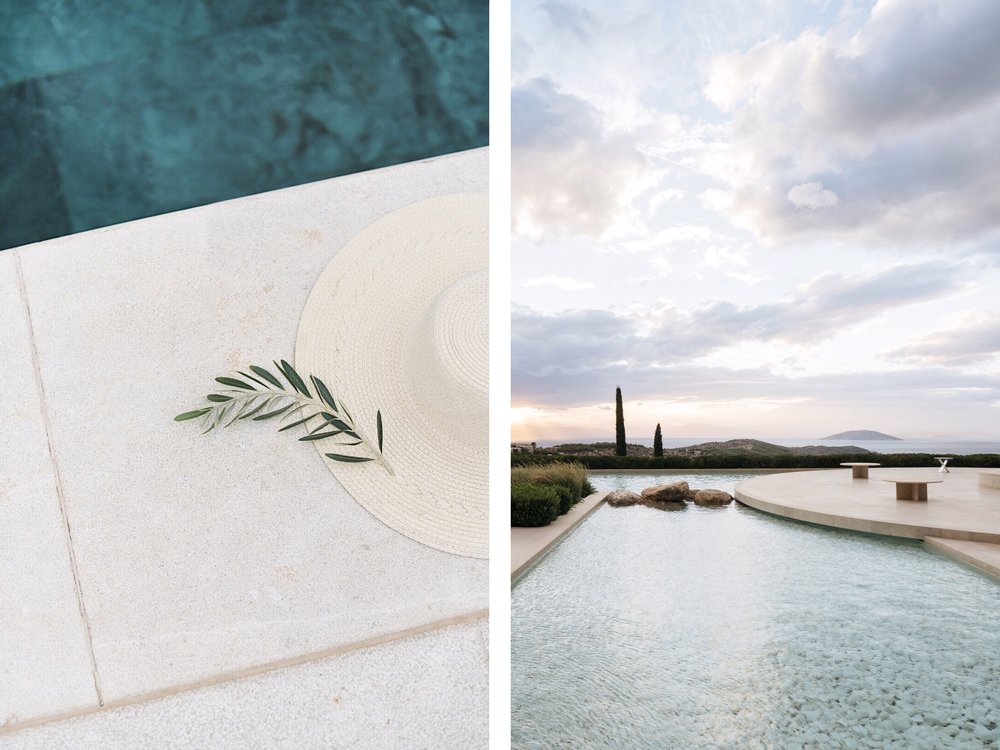Amanzoe Greece Carley Rudd Photography