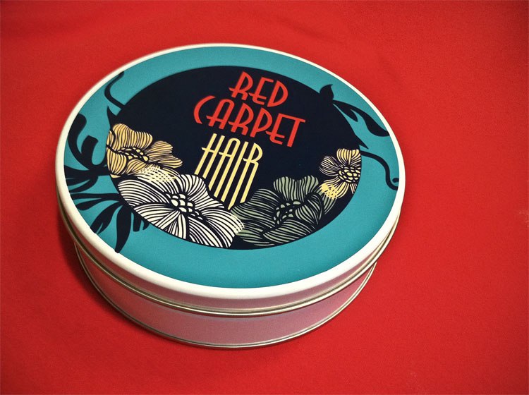 Red Carpet Hair Pacaking