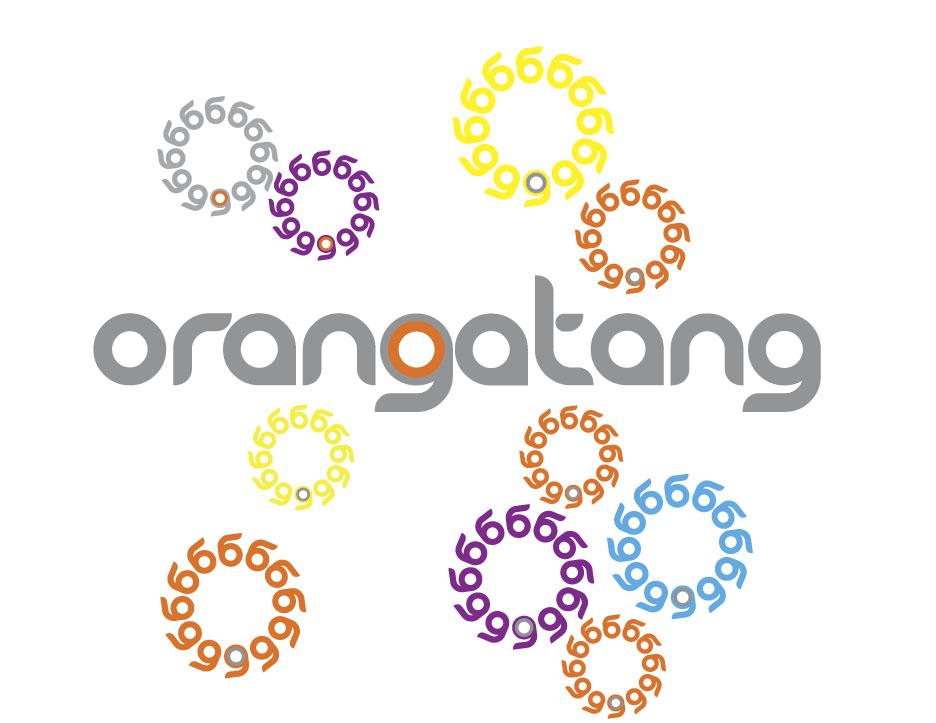 Orangatang wheels logo