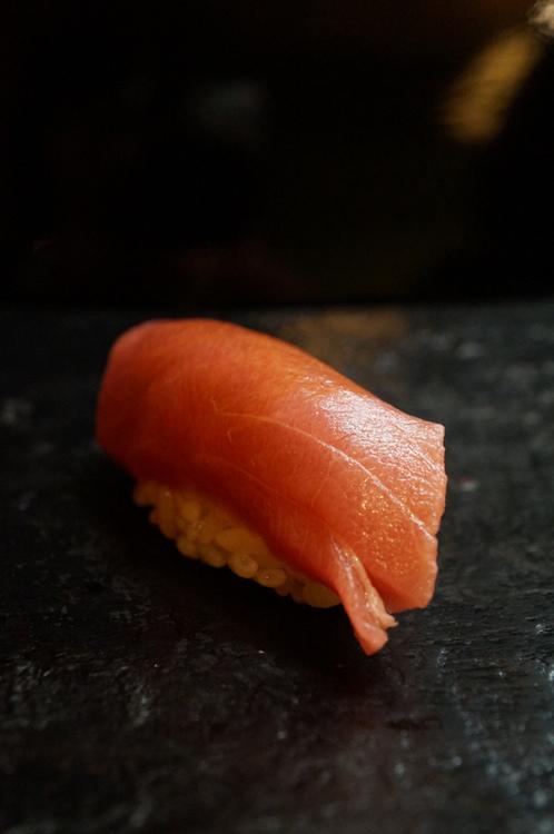 Fin fisk från de vanliga japanska stamkundernas topplista