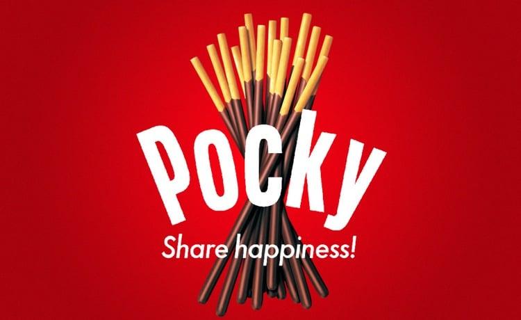 Pocky - japansk godisklassiker som sålts i miljarder exemplar sedan lanseringen 1966.