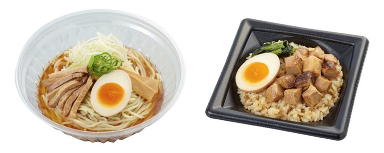 Snabbmat på närbutiken signerad Tsuta - världens enda ramen-krog med Michelin-stjärna.