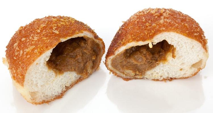 Japanska currybullar är en grym grej.  Foto: Laitr Keiows, Creative Commons license