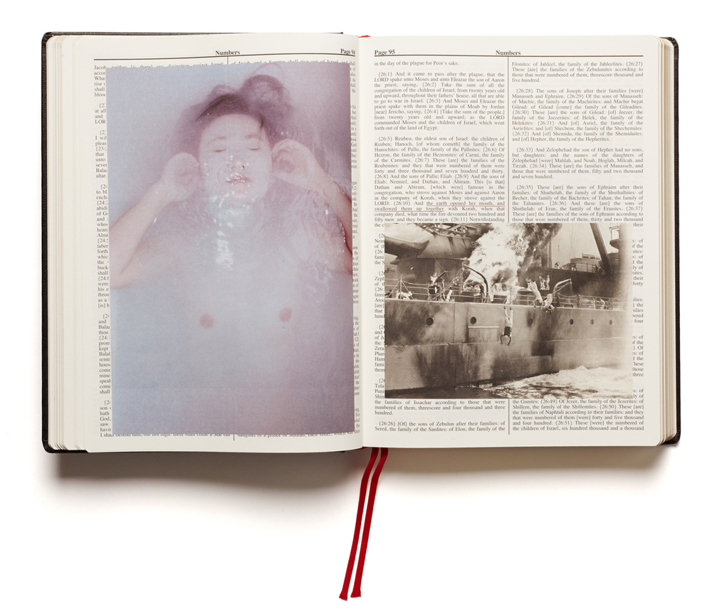 Adam Broomberg & Oliver Chanarin, Holy Bible