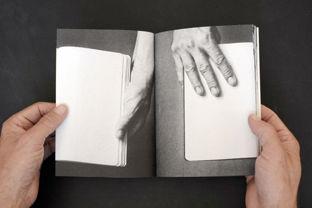 One hand, and then the other. 2014, Emil Salto, Cornerkiosk Press