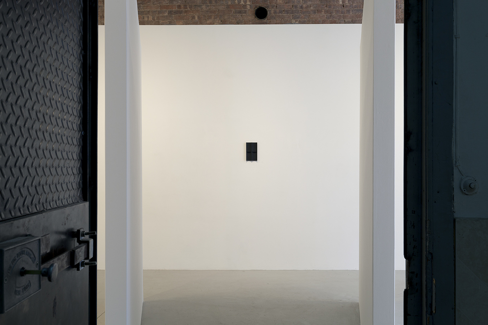 double-ended arrow, B. Ingrid Olson, 2015, Installation View