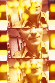 Detail from  In an Instant it All Came Back to Me,  Jonas Mekas, 2015