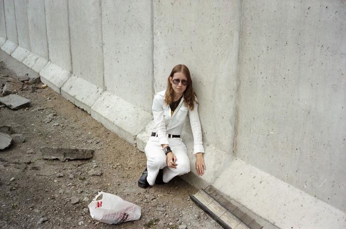 Lars Laumann, Berlin Wall, 2008