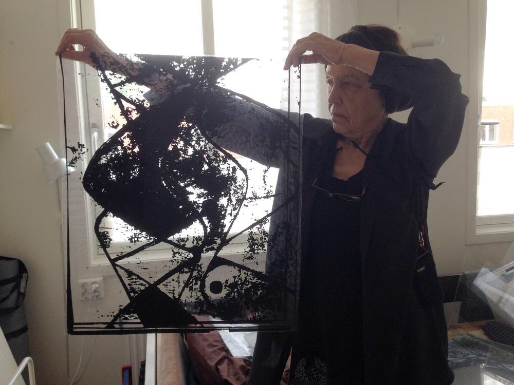 Eline Mugaas, Aurdal med bølgetrykk, 2015