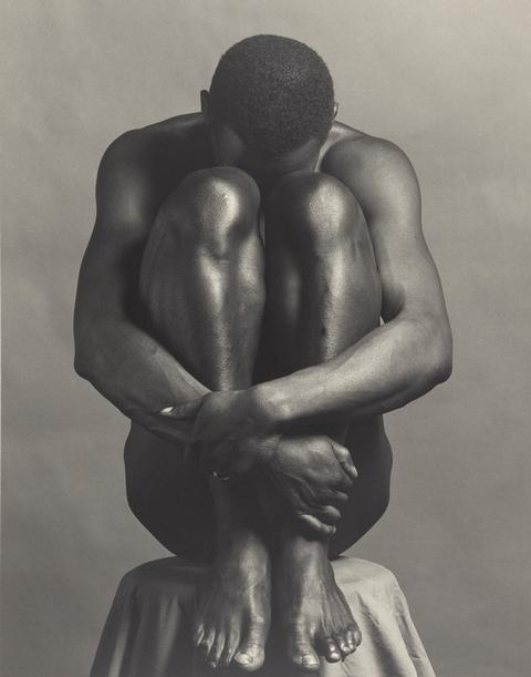 Robert Mapplethorpe,   Ajitto  , 1981, Gelatin silver print, Image: 45.4 x 35.5 cm (17 7/8 x 14 in.) Jointly acquired by the J. Paul Getty Trust and the Los Angeles County Museum of Art, with funds provided by the J. Paul Getty Trust and the David Geffen Foundation, 2011.7.13   © Robert Mapplethorpe Foundation