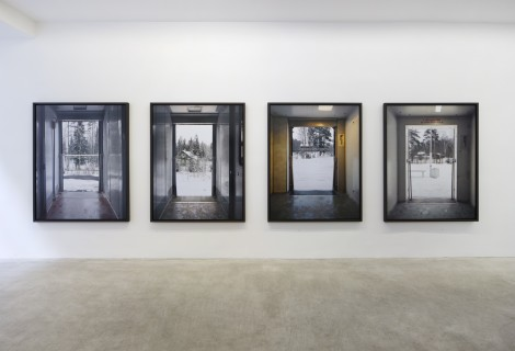 MARIE BOVO, View of the exhibition  Стансы / Stances.  © Marie Bovo, Courtesy the artist and kamel mennour Paris/London