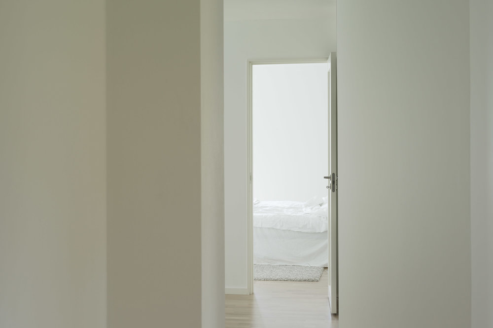 Morten Andenæs,  master bedroom,  2018.
