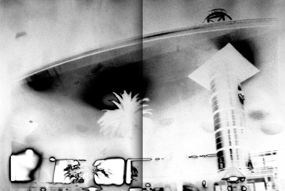 Spread from  CTY , Antony Cairns