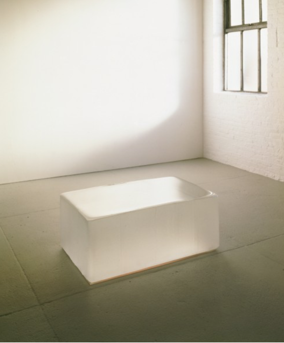 Roni Horn,  Untitled (Yes)  - 1, 2001. Courtesy Dia Art Foundation, New York.