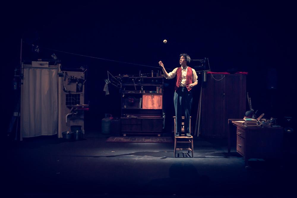 Joe Clarke, photographer, Bristol, Pangottic Circus Theatre, Circomedia