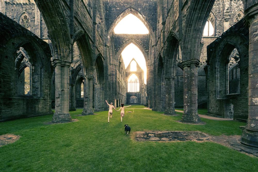 joe clarke, photographer, tintern abbey streakers.jpg