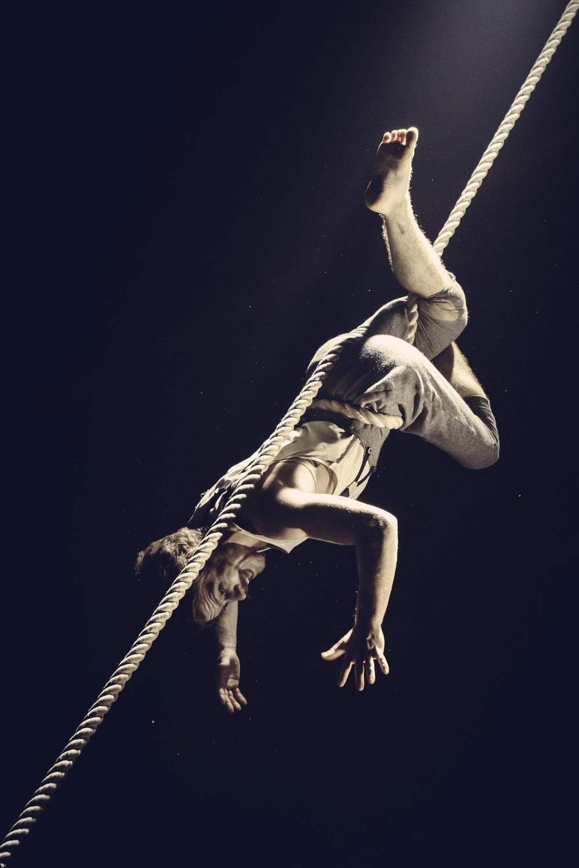 Ariel rope