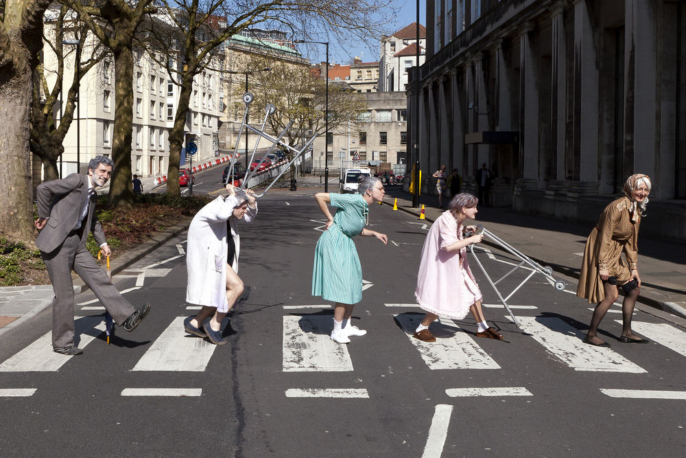 oap photoshoot, abbey road