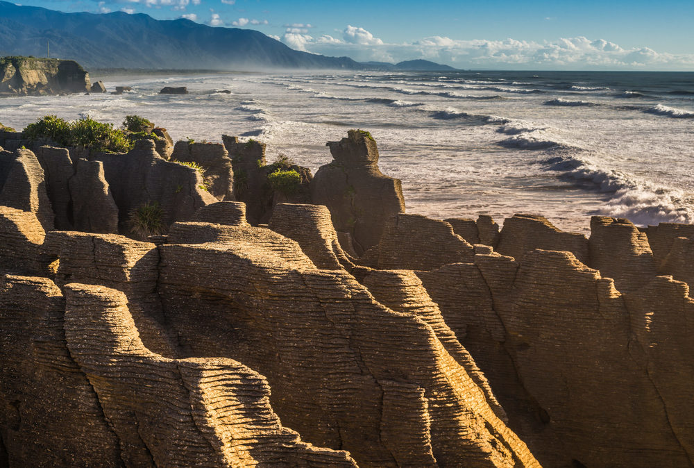 Punakaiki, pancake rocks, New Zealand, south island, joe clarke, photographer