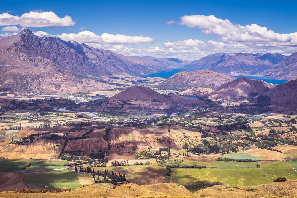 Middle Earth, New Zealand, HDR, Queenstown, Joe Clarke, photographer