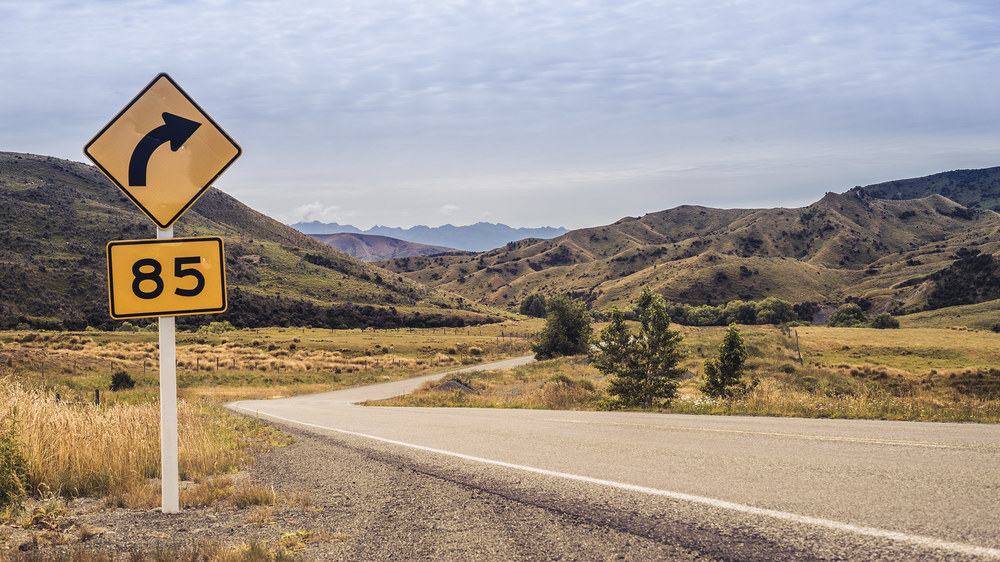 Route 85, New Zealand, South Island, joe Clarke, photographer
