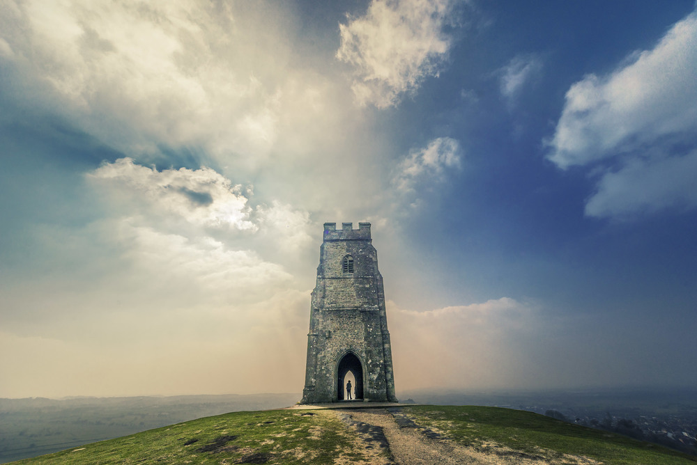 glastonbury tor, 12mm, sony a7r, joe clarke photographer