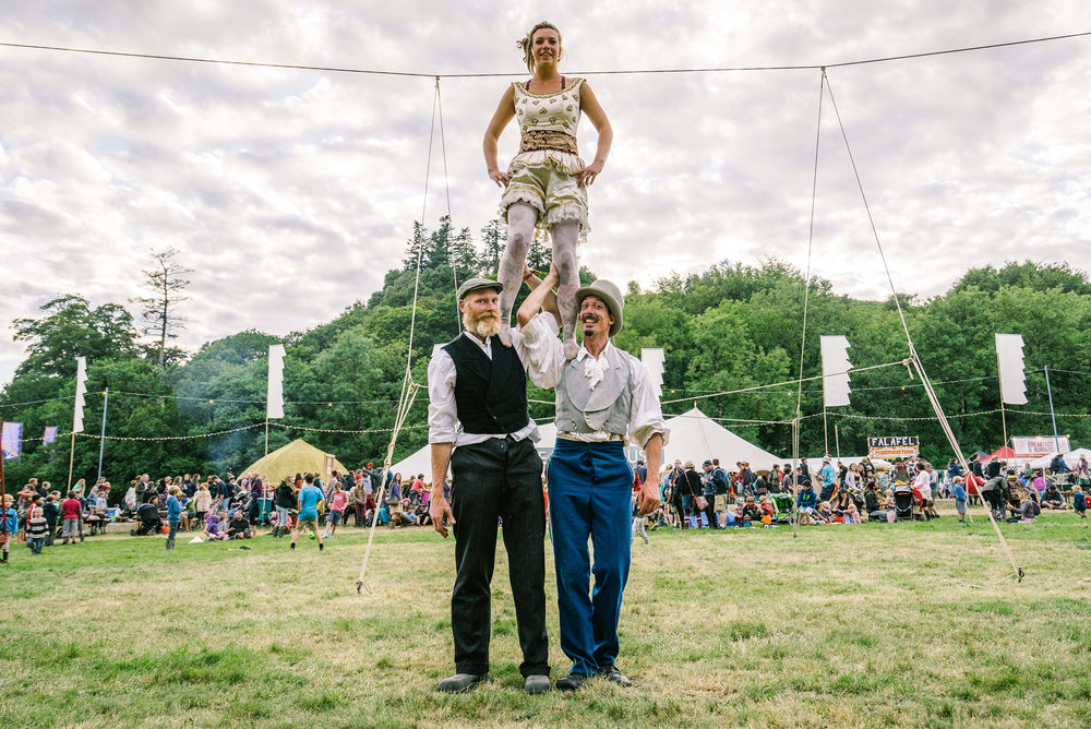 Somersault Festival, the bullzini family, joe clarke photographer