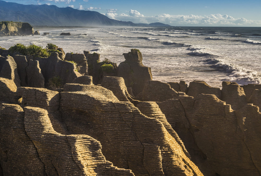 Punakaiki, pancake rocks, New Zealand, south island, joe clarke, photographer, sony a7r, canon fd 50mm 1.4