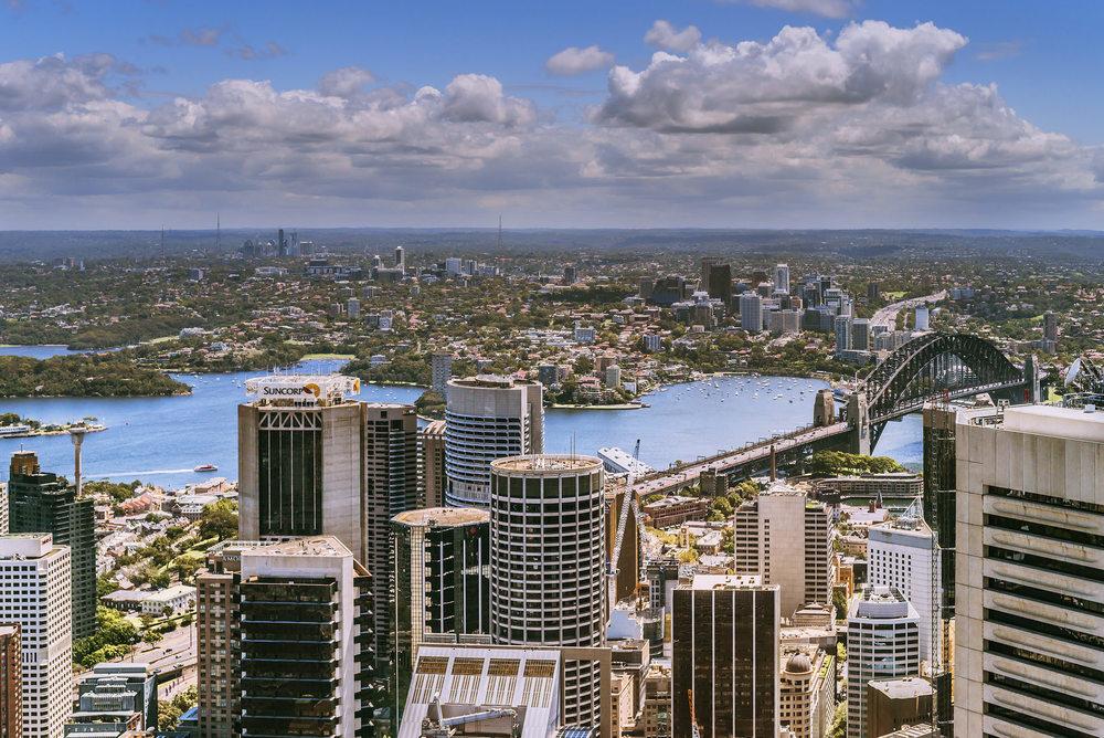 Sydney, australia, hdr, sony a7r, joe clarke photographer, landscape edited