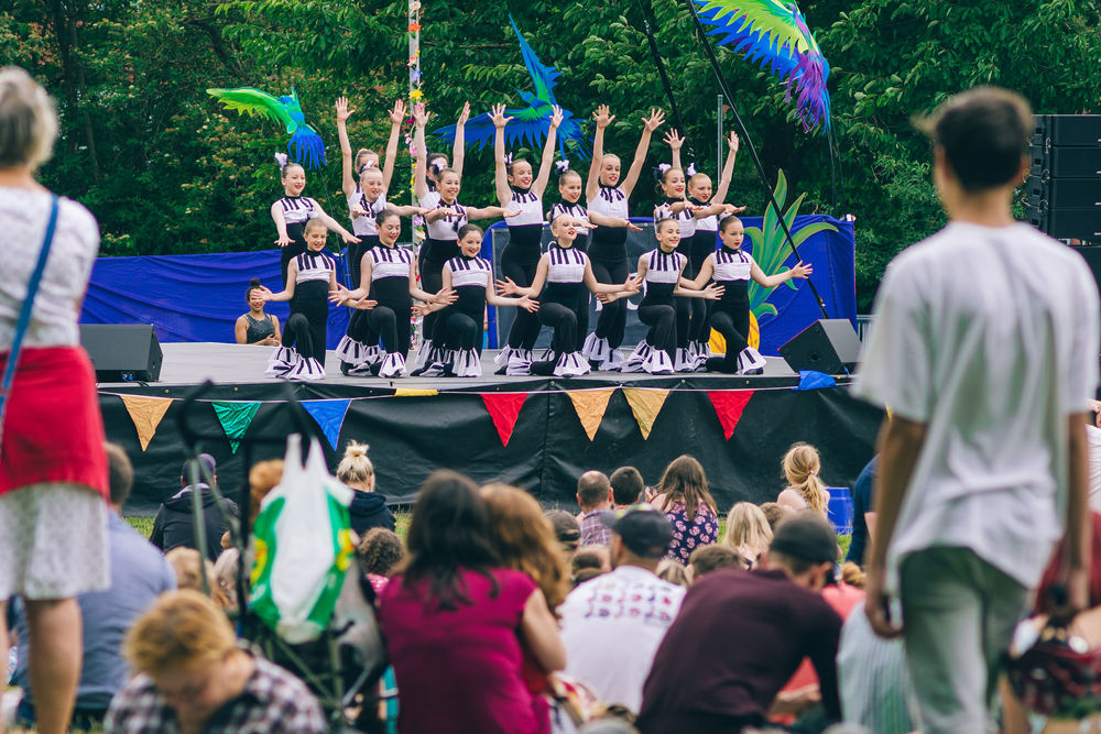 Bristol school of dance, Cirque Bijou, Bristol Harbour Festival 2016