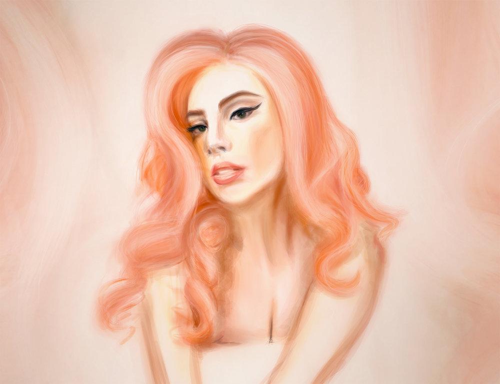 Gaga – Tub Hair