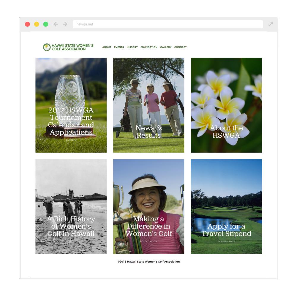 Hawaii State Women's Golf Association