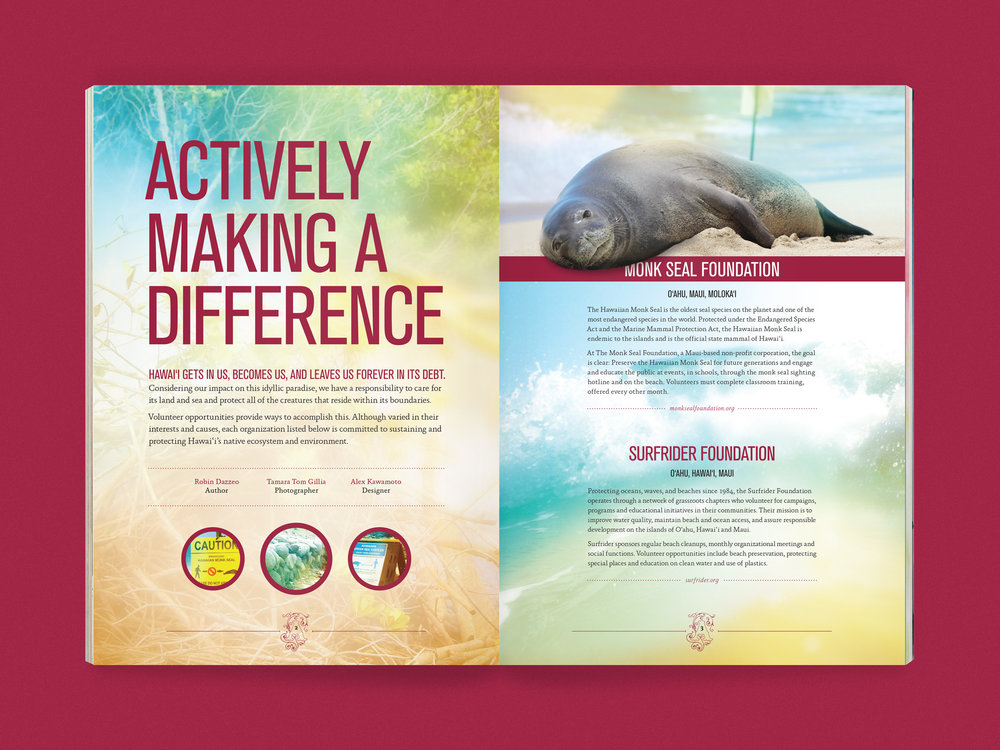 """Actively Making a Difference"""